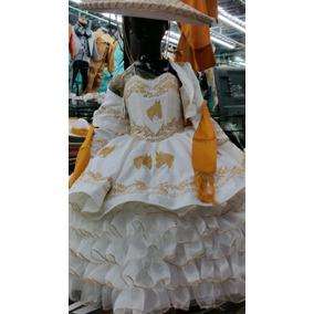 Vestidito De Charra Talla 4