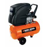 Compresor De Aire Portatil 25lts 2hp Black & Decker Ct224