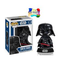 Darth Vader Funko Pop Star Wars Guerra Galaxias George Cf