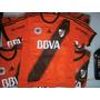 Camiseta River Plate Anaranjada 2016 - 25 Aniversario