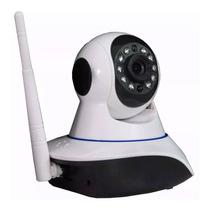 Camera Ip Giratoria Wireless Wi Fi Sem Fio