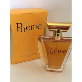Perfume Importado Lancome Poeme Feminino - Edp 100ml Tester