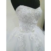 Vestido De Noiva Sob Medidas