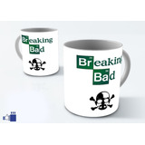 Caneca Breaking Bad Caveira