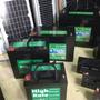 Baterías Panel Solar Motorhome Náutica 2 Años Garantia