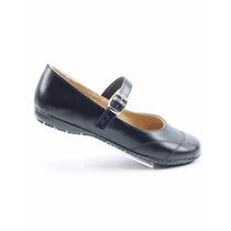 Zapato Escolar Para Niña - 0302an212212113