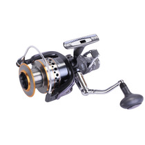 Carrete Pescar Seaside Ct6000 (12 - 17 Lb), Con Bait Runner