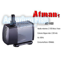 Bomba Atman At-105 2200 Lts/h - Envíos A Todo El Pais