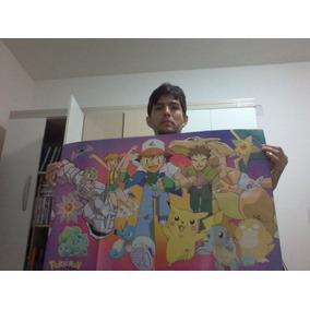 Pokémon Pôster - Editora Conrad