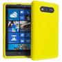 Capa De Silicone P/ Nokia Lumia 820