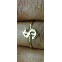 Anel Skinny Ring Cifrão Rommanel Lançamentos Catálogo 201