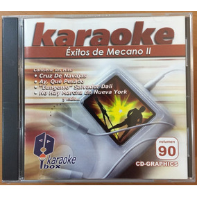 Karaoke | Éxitos De Mecano Ii