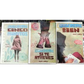 Quiere 5 Minutos 3 Libros, Anai Lopez+envio Gratis