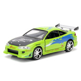 Jada 1:32 Rápido Y Furioso Mitsubishi Eclipse 1995 F8 Movie