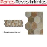 Revestimiento Ceramica Piedra Opera Marmol 18x55.5 Maja