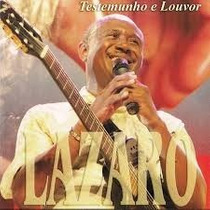 Cd Irmão Lázaro Testemunho E Louvor Gospel - Original