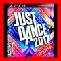 Just Dance 2017 Ps3 Digital Oferta !!!