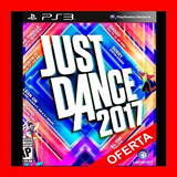 Just Dance 2017 Ps3 Digital Oferta !!!