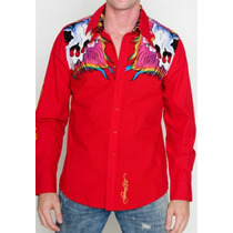 Camisa Ed Hardy Xl