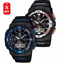 Reloj Casio Outgear Sgw500 - Brújula Y Termómetro - Cfmx