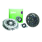 Kit Embrague Valeo Fiat Palio 1.4i 8v, 1.3i 16v Fire