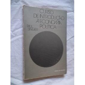 * Livro - Introdução A Economia Politica - Administração