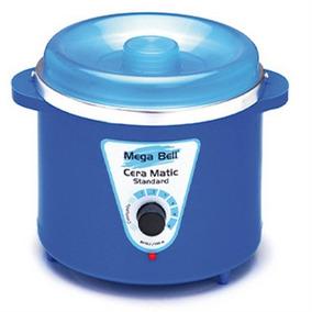 Panela Para Depilação Cera Quente 900g Termocera Azul+brinde