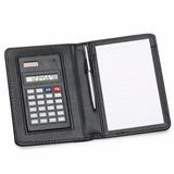Kit 10 Uni. Bloco De Anotações C/ Calculadora Personalizado