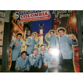 Super Grupo Colombia Al Gusto De La Gente Cumbia Caderona