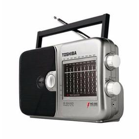 Radio Toshiba Tr949gl 9 Faixas Amfm Ondas Medias Curtas Novo