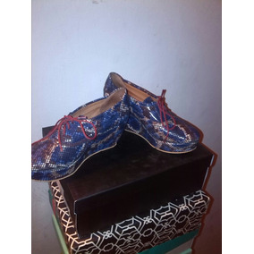 Zapatos Taco Chino Lucuma