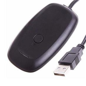 Receptor P/ Controle Wireless Xbox 360 Jogue No Pc Notebook