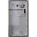 Aro Gabinete Carcaça Samsung Galaxy S2 Lite I9070 - Branco