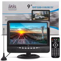 Monitor Tv Led 9 Polegadas P/ Cftv, Câmeras, Carros