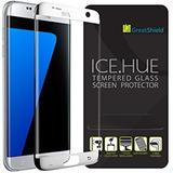 Galaxy S7 Borde Protector De La Pantalla, Greatshield Ice.