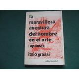 La Maravillosa Aventura Del Hombre En El Arte, Italo Grassi