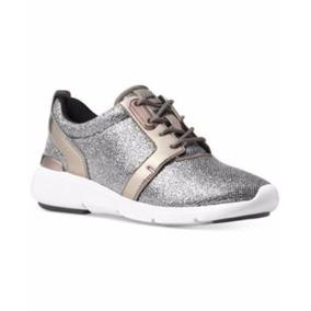 Michael Kors Amanda Trainer Sneakers Usa 8.5