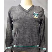 Suéter Blusa Sonserina Harry Potter