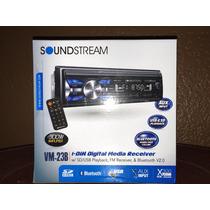 Auto Estéreo Soundstream Vm-23b Bluetooth