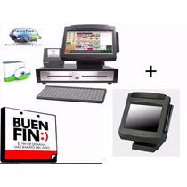 Kit Punto De Venta All In One Touch Screen Buen Fin