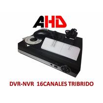 Dvr 16 Canales,hdmi ,480fps,analogo,cif ,pagina Propia,calid
