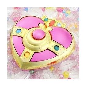 Broche Sailor Moon Fase S - Edição 20° Aniversário