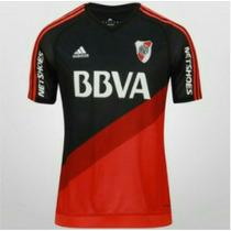 Remera De River Adidas Chicos Original !liquidación! !