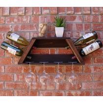Cava De Vino De Madera Mod 026 Green Life Muebles