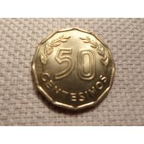 Uruguay - Moneda De 5 Pesos - Año: 1980 - Excelente