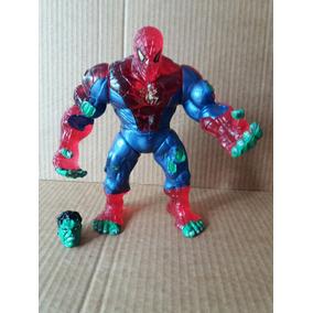 Hombre Araña Hulk