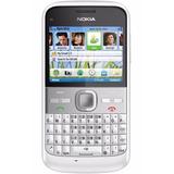 Nokia E5-00 3g Wifi Bluetooth Novo+nf+cartão 8gb