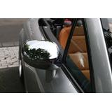 Vinilo Cromado Moldeable Con Calor Espejos Autos Moto Tuning