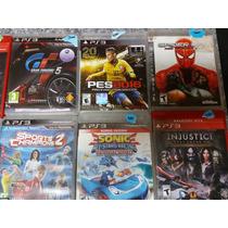 Juegos Play 3 Usados Promoción!!