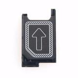 Bandeja Porta Sim Sony Xperia Z3 D6603 D6643 Porta Chip Z3